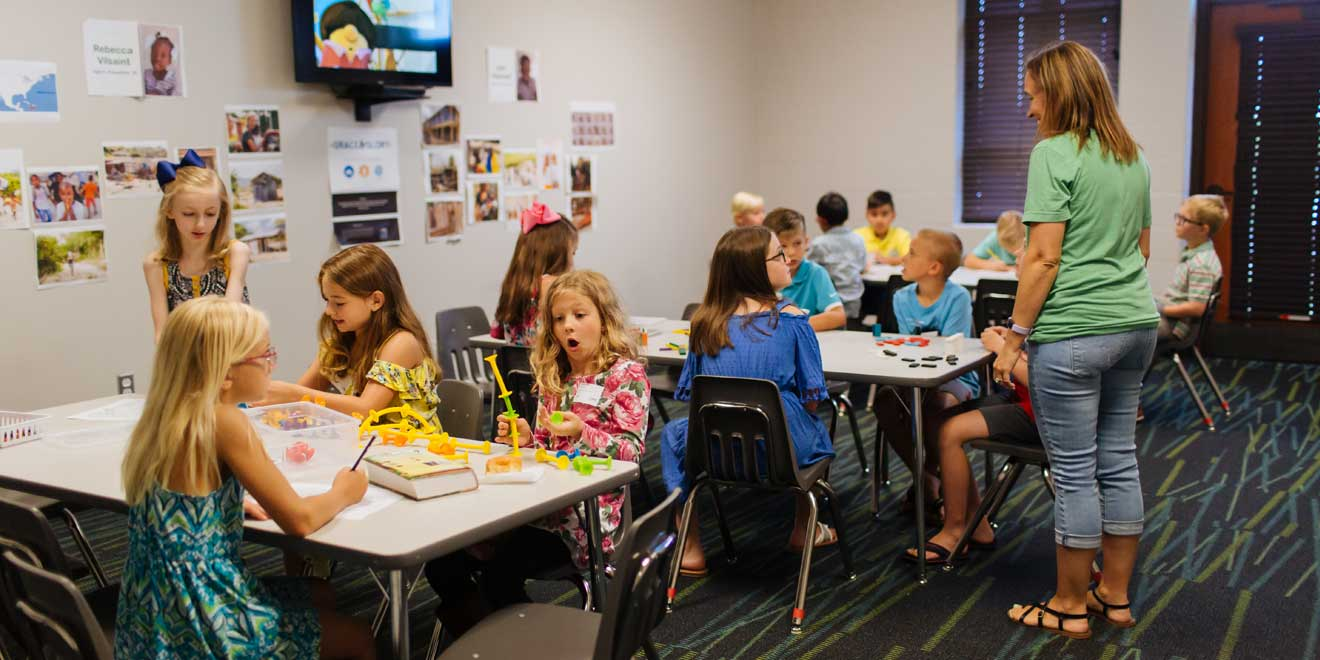 KIDS Classroom | Providence Church | Mt. Juliet, TN