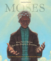 Moses - Book Cover