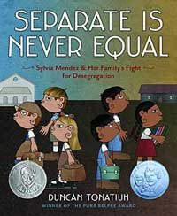 Separate Is Never Equal - Book Cover