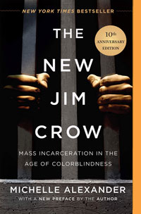 The New Jim Crow Book Cover | Antiracism Resources | Providence Church | Mt. Juliet, TN