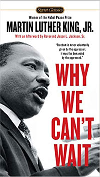 Why We Can't Wait Book Cover | Antiracism Resources | Providence Church | Mt. Juliet, TN