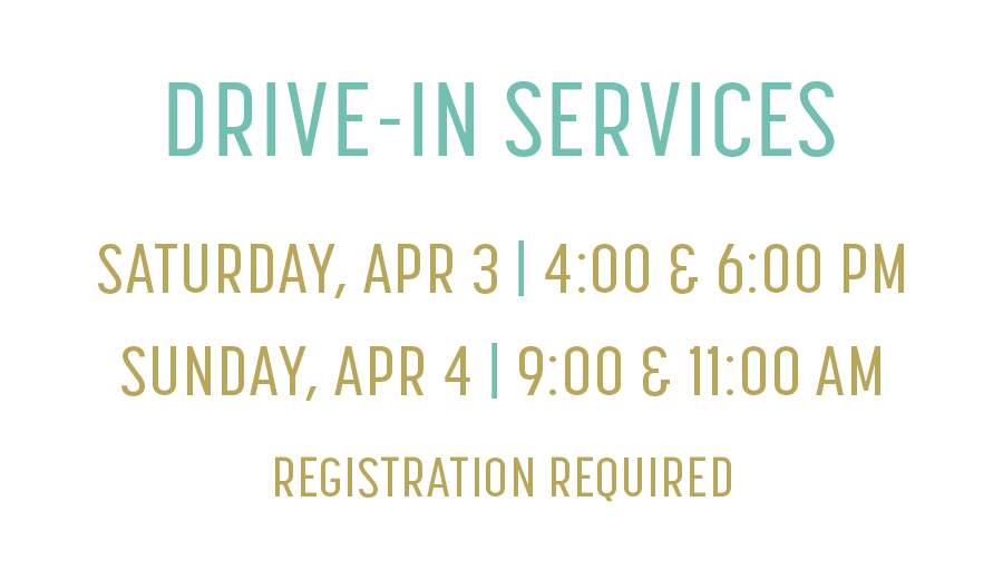Easter 2021 Drive-in Services | Providence Church | Mt. Juliet, TN